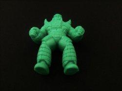 画像2: 募集超人ゴーレマン(緑)