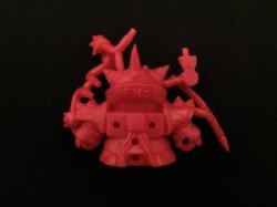 画像2: ラガーン・未切り(赤色)