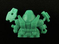 画像2: ディザード・未切り(緑)