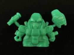 画像1: ディザード・未切り(緑)
