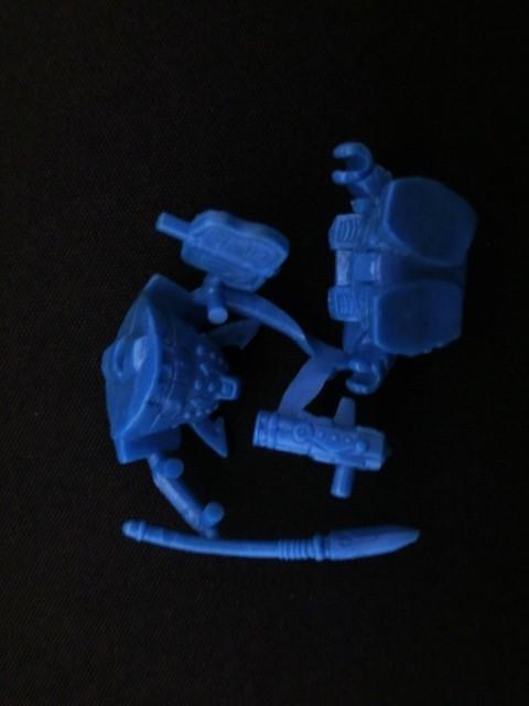 画像2: 将頑駄無・未切り(青)